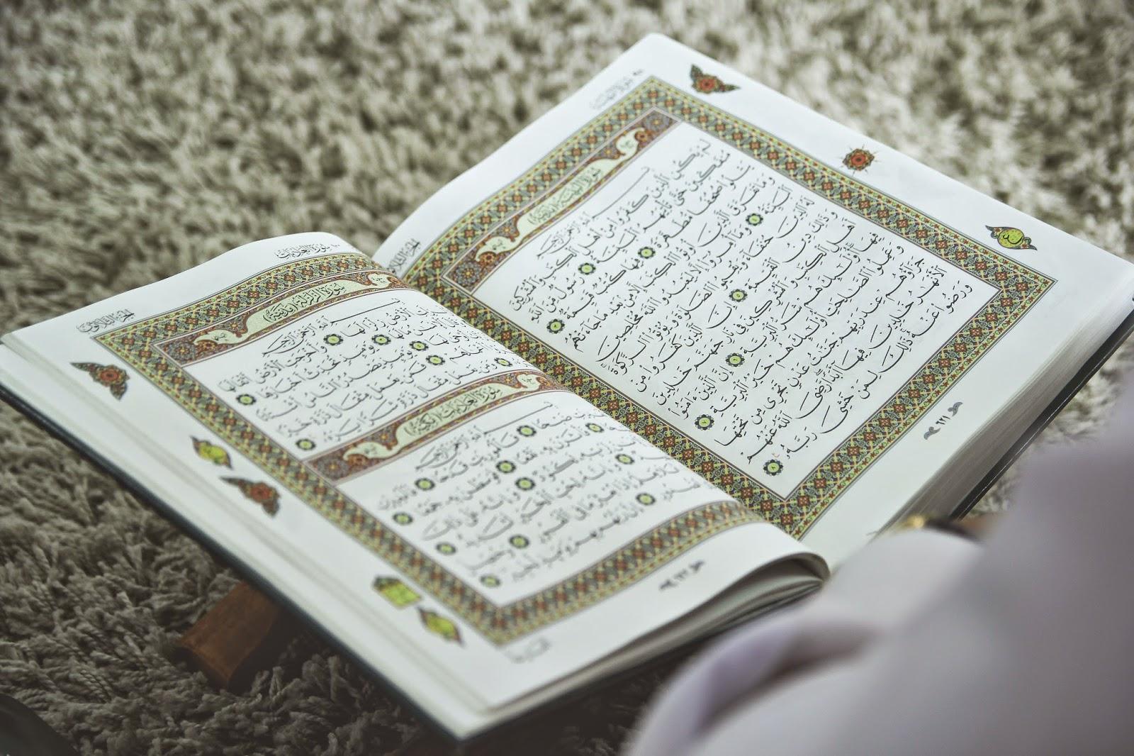 doa khatam quran